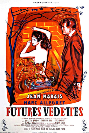 Poster of Futures vedettes