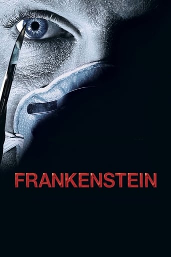 Poster of Frankenstein