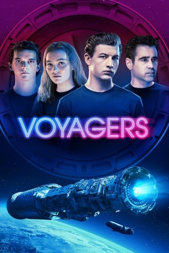 Poster of Voyagers
