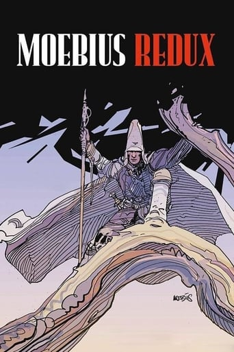 Moebius Redux: A Life in Pictures poster