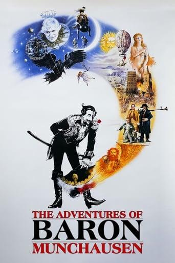 Poster of The Adventures of Baron Munchausen