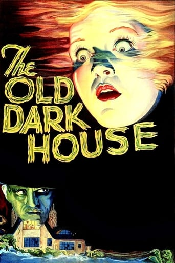 Poster of The Old Dark House