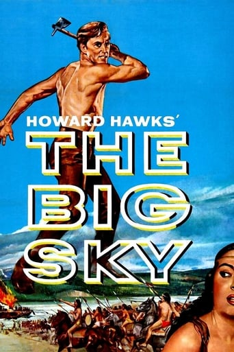 Poster of The Big Sky