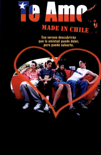 Poster of Te amo (made in Chile)