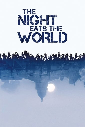 Poster of The Night Eats the World