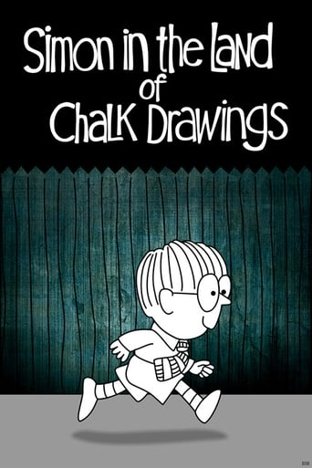 Poster of Simon in the Land of Chalk Drawings