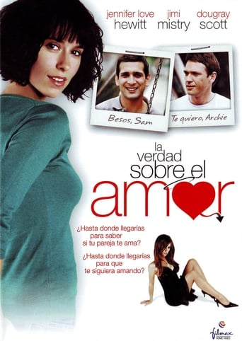 Poster of La verdad sobre el amor