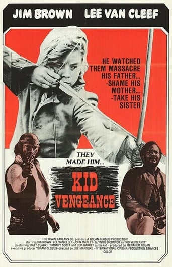 Poster of Kid Vengeance