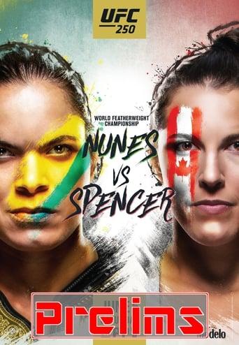 UFC 250: Nunes vs. Spencer - Prelims