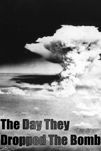The Day They Dropped The Bomb poster