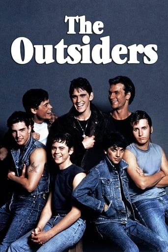 Poster of The Outsiders