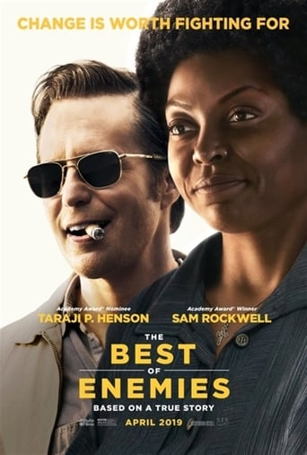 Poster of The Best of Enemies