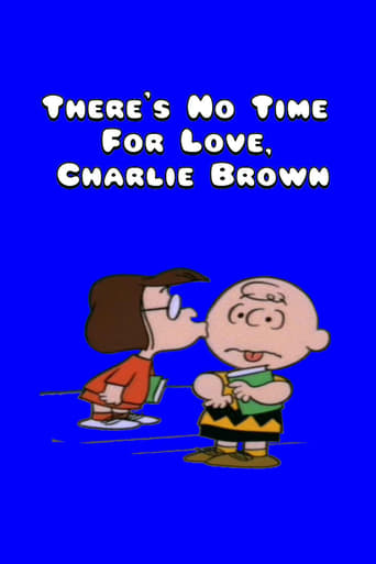 Poster of There's No Time For Love, Charlie Brown