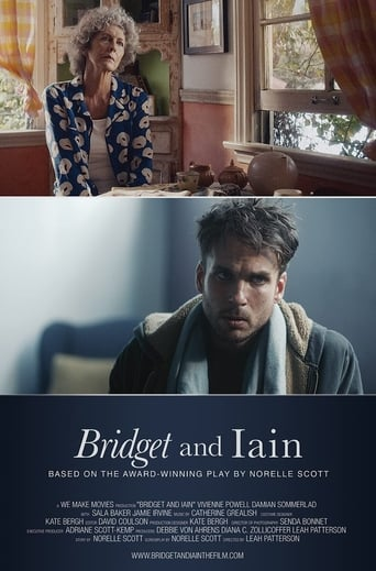Poster of Bridget and Iain