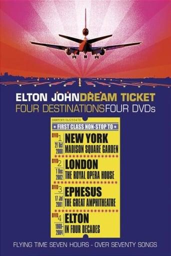 Poster of Elton John Dream Ticket: 3 Ephesus The Great Amphitheatre