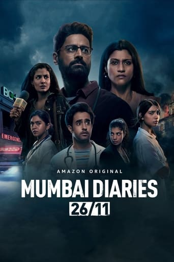 Poster of Mumbai Diaries 26/11