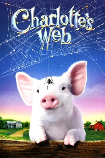 Poster of Charlotte's Web