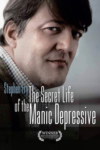 Poster of Stephen Fry: The Secret Life of the Manic Depressive