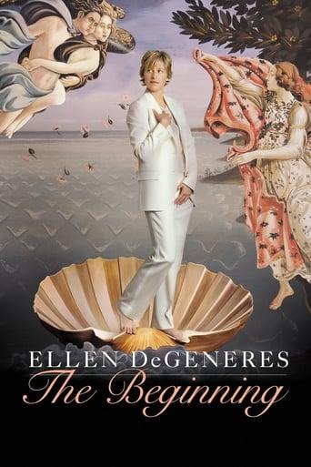 Poster of Ellen DeGeneres: The Beginning