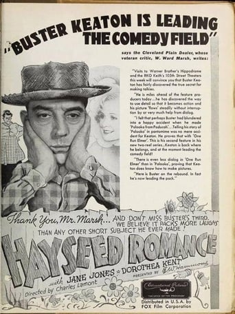 Poster of Hayseed Romance