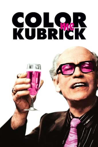 Poster of Colour Me Kubrick