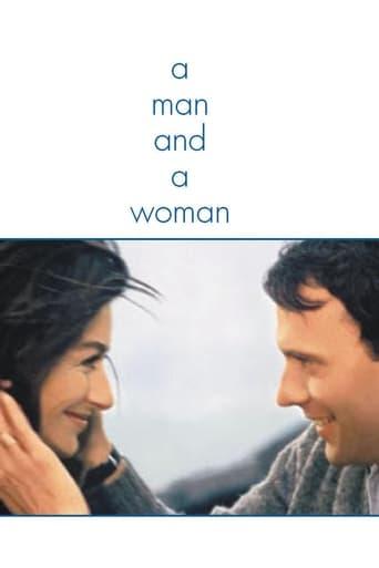 Un Homme et une femme Poster