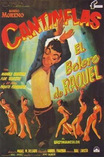 Poster of El bolero de Raquel