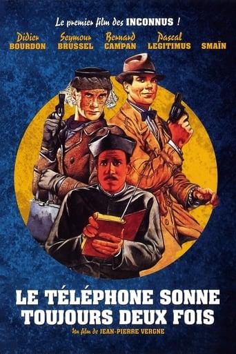 Poster of Le téléphone sonne toujours deux fois