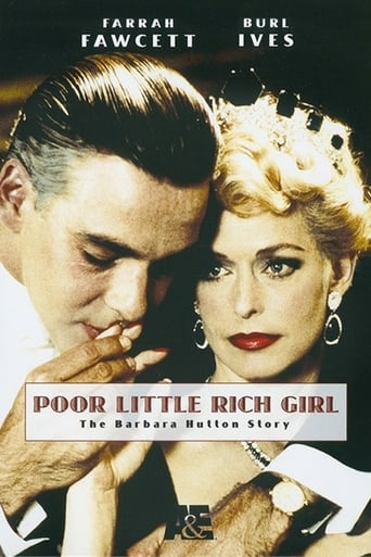 Poster of Poor Little Rich Girl: The Barbara Hutton Story