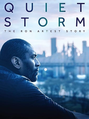 Poster of Quiet Storm: The Ron Artest Story