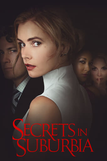 Poster of Secrets in Suburbia