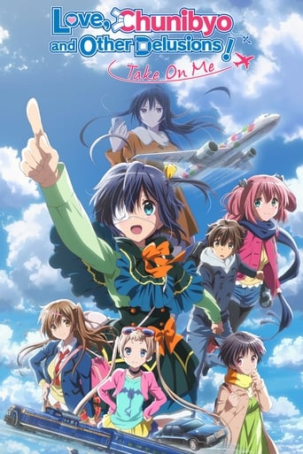 Poster of Love, Chunibyo & Other Delusions! Take On Me