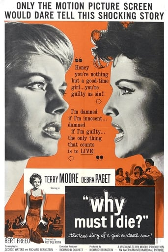 Poster of Why Must I Die