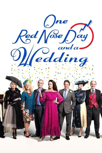 Poster of One Red Nose Day and a Wedding