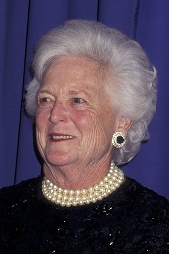 Image of Barbara Bush