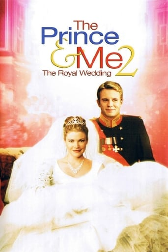 Poster of The Prince & Me 2: The Royal Wedding