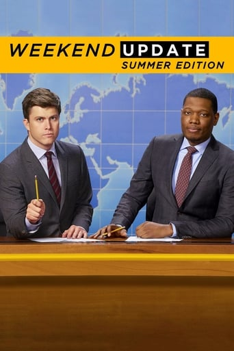 Poster of Saturday Night Live: Weekend Update Summer Edition