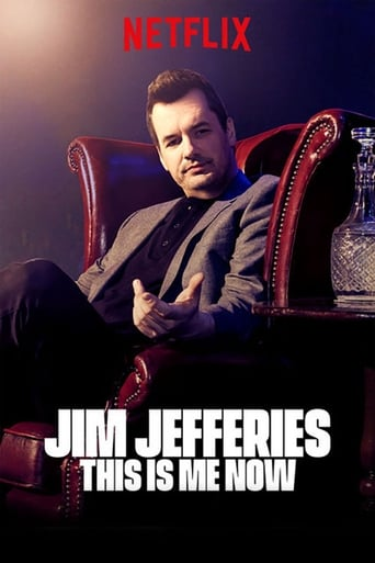 Poster of Jim Jefferies: This Is Me Now