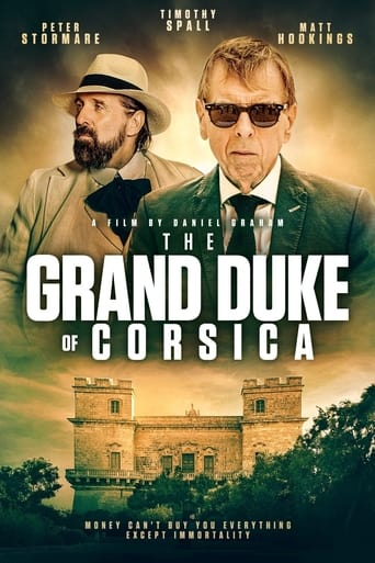 The Obscure Life of the Grand Duke of Corsica