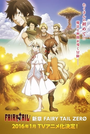 Poster of Fairy Tail Zero