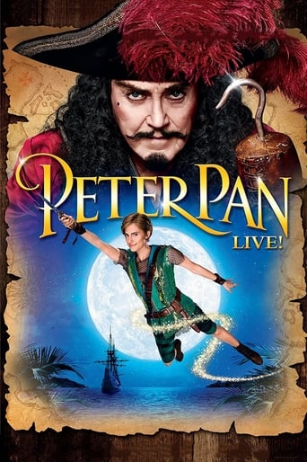 Poster of Peter Pan Live!