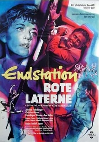 Poster of Endstation Rote Laterne