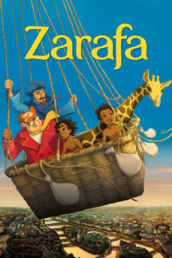 Poster of Zarafa