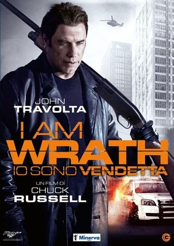 Poster of Io sono vendetta - I Am Wrath