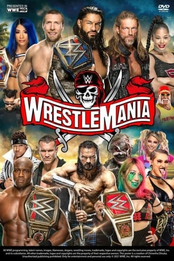 Poster of WWE: WrestleMania 37 (Night 2)