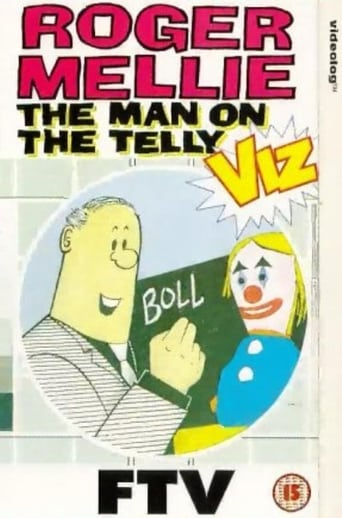 Poster of Roger Mellie: The Man on the Telly