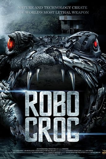 Poster of RoboCroc