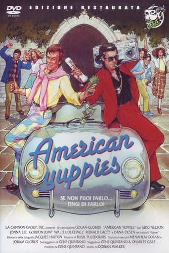 Poster of American Yuppies