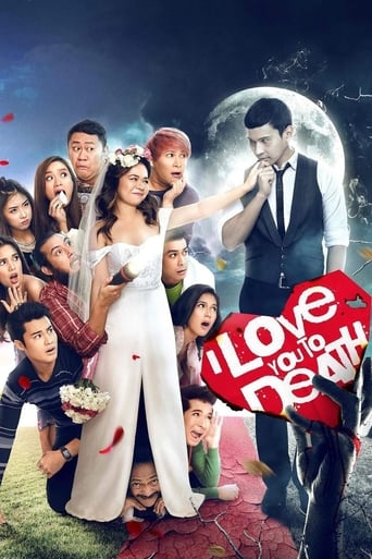 Poster of I Love You to Death