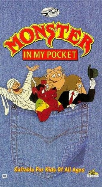 Poster of Monster in My Pocket: The Big Scream
